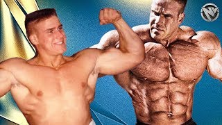 Cover images HARDCORE BODY TRANSFORMATION - DEFEATING RONNIE COLEMAN - JAY CUTLER MOTIVATION