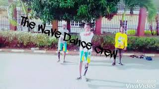 Olamide-PUNA by The WAVE Dance Crew