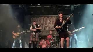 It's a long way to the top (if you wanna Rock n' Roll) Live by AC/DC Tribute 21 GUN SALUTE