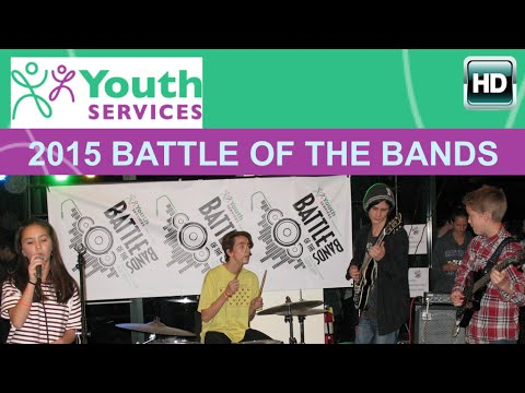 Battle of the Bands 2015: Brattleboro Youth Services