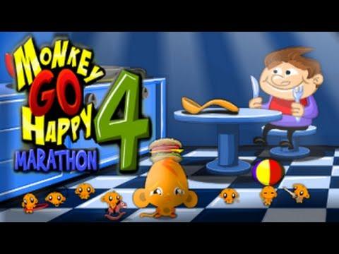 Happy Go Monkey