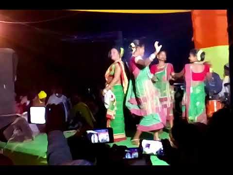 Kalpana Hansda stage program 2018