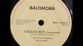 baltimora tarzan boy instrumental 1985