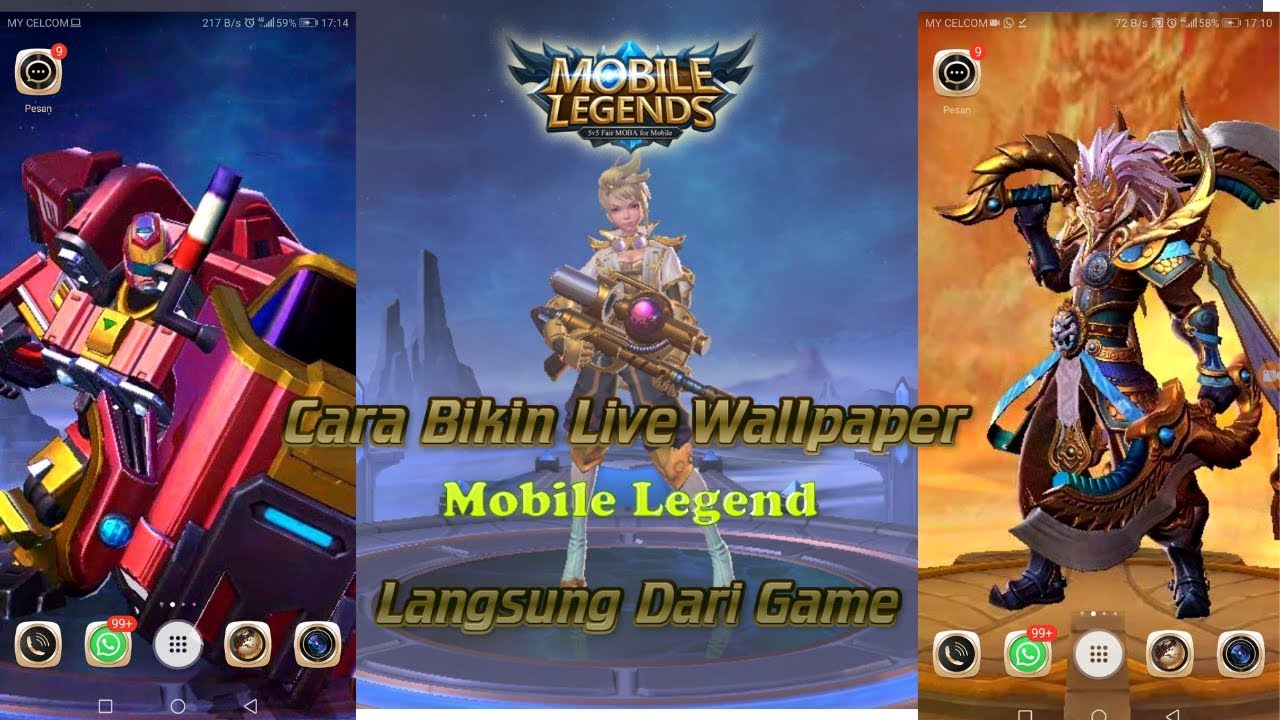 96 Wallpaper Hp Mobile Legend HD Terbaru
