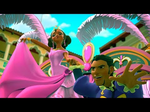 Елена – принцесса Авалора, 2 сезон 2 серия - мультфильм Disney для детей