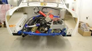První start Škoda RS