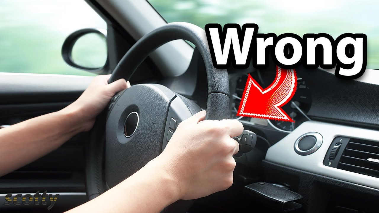 5 Things You're Doing Wrong When Driving Fast