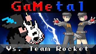 Battle! Team Rocket (Pokémon Gold / Silver / Crystal) - GaMetal Remix