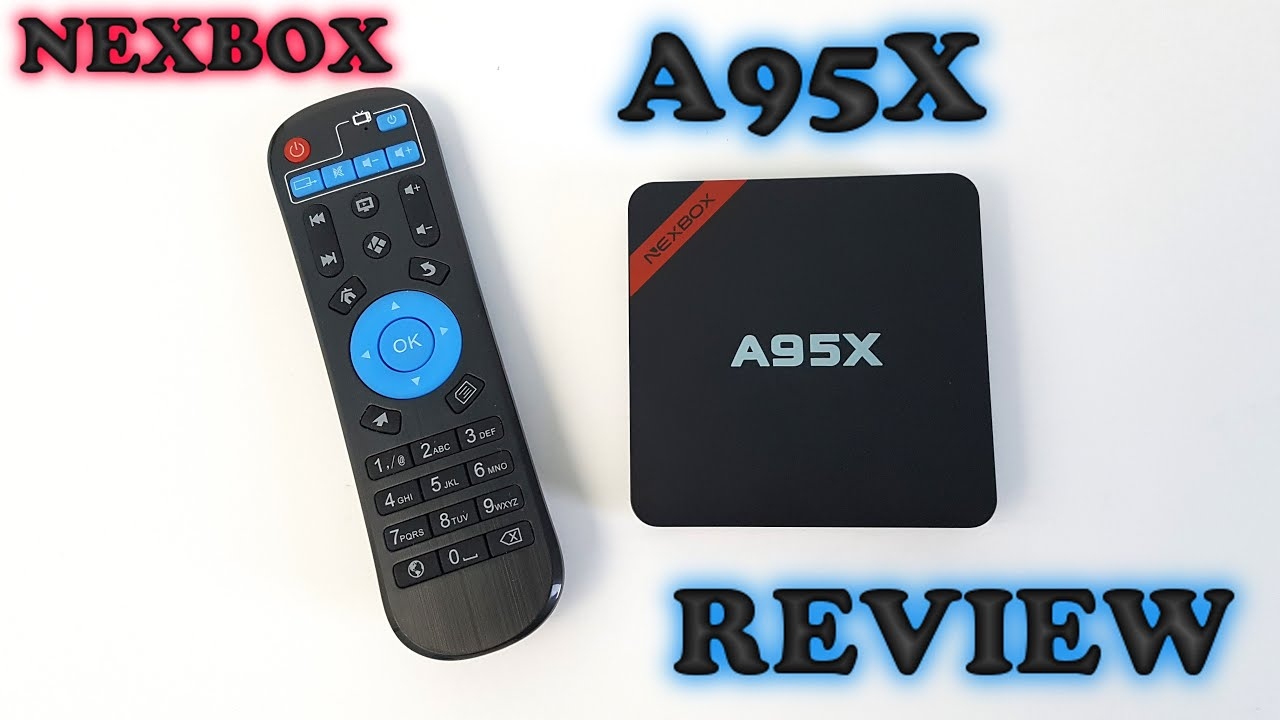 Nexbox A95X Android TV Box Review - YouTube