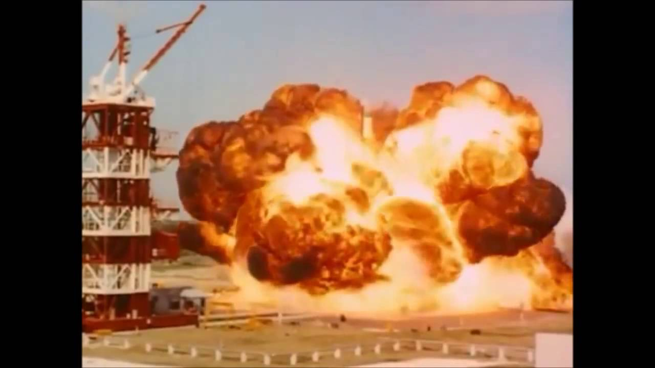 Worlds Biggest and Worst Rocket Explosions - YouTube