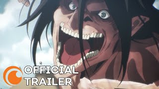 Attack on Titan Final Season | OFFICIAL TRAILER