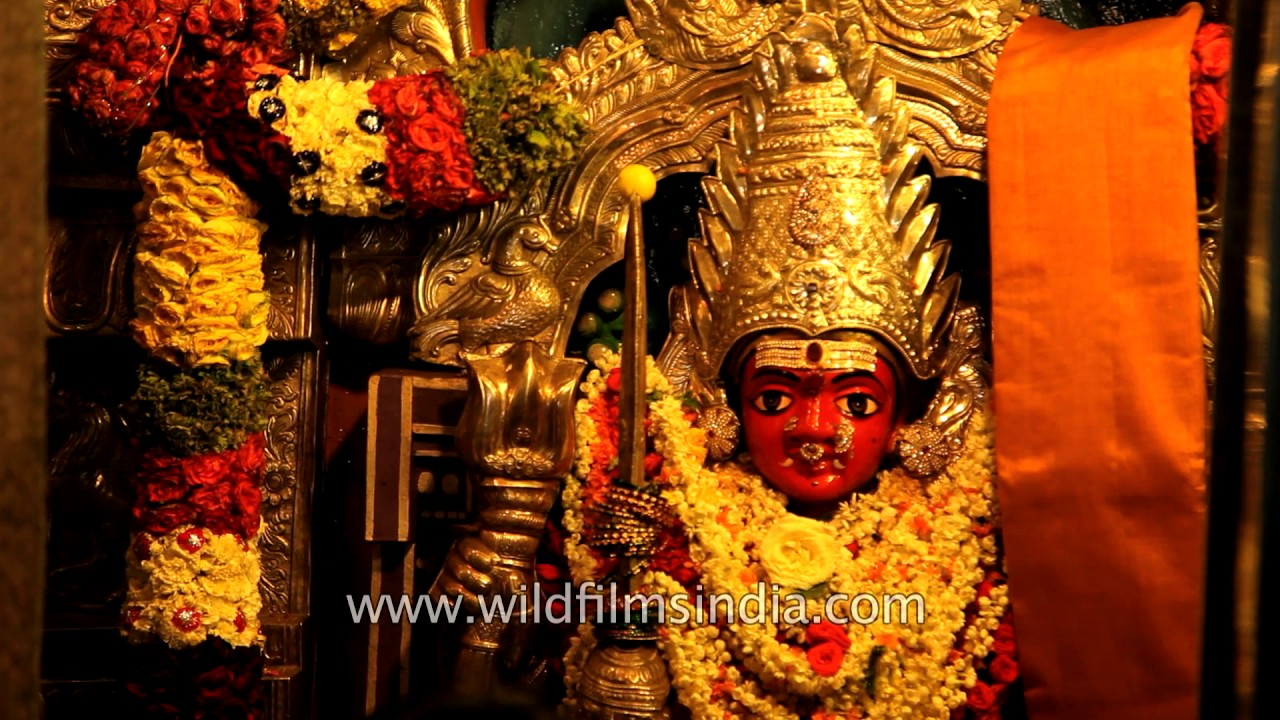 Bangalore's ancient Sree Muthyalamma Temple