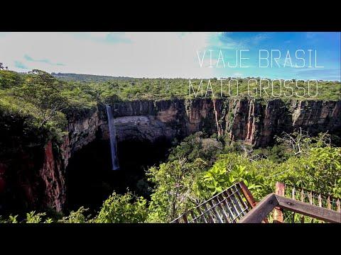 Viaje   Mato Grosso - Brasil