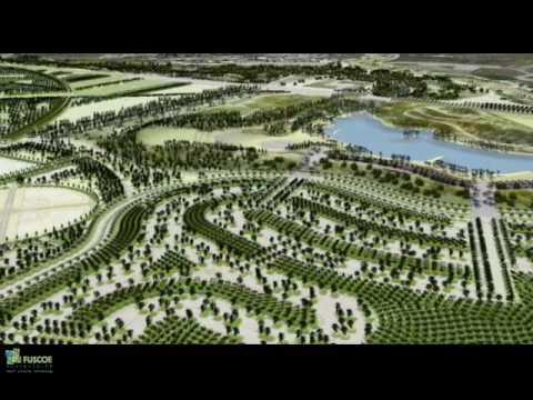 Orange County Great Park - 3D GIS Interactive Model - Fuscoe Engineering
