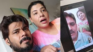 Video Call pe SAAS se LADAAI | Ss Vlogs :-)