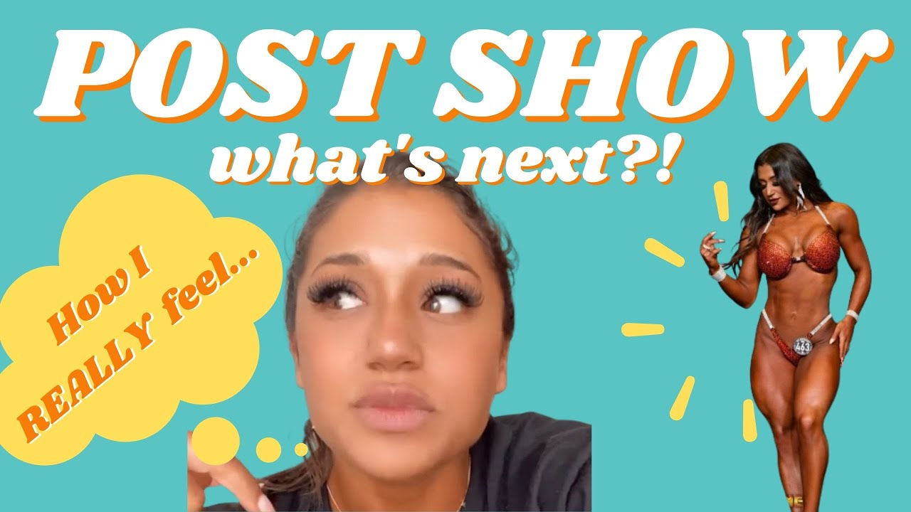 HOW I REALLY FEEL ABOUT SHOW DAY | WHAT HAPPENS NOW? ep.28