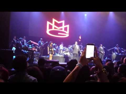 Rick Ross feat.Teedra Moses Amsterdam/I'm On One (Live)