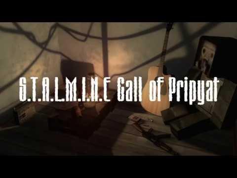 S.T.A.L.M.I.N.E Call of Pripyat | Анимация.
