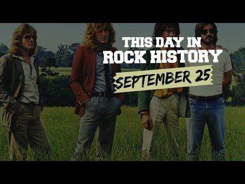 John Bonham Dies, the Beatles Get Animated - September 25 in Rock History