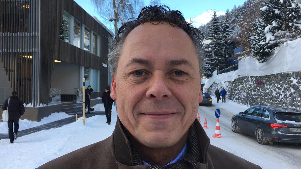 Ralph Hamers in Davos - YouTube