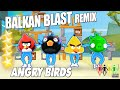 Balkan Blast Remix -angry Birds [just Dance 2016]  Unlimited Version video