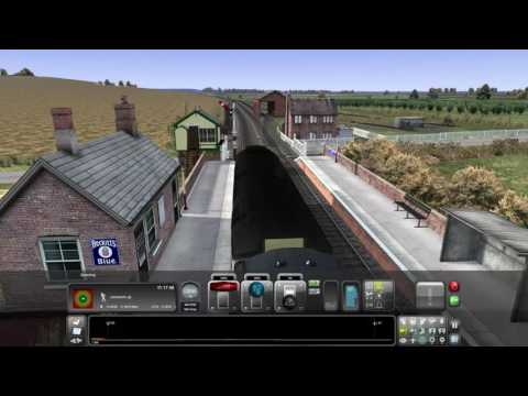 Train Simulator 2016. Cambridge to London  Kings Cross in 1960. Part 1
