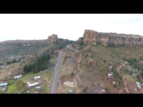Lesotho: New Roadways and Bridges Bring Communities Together