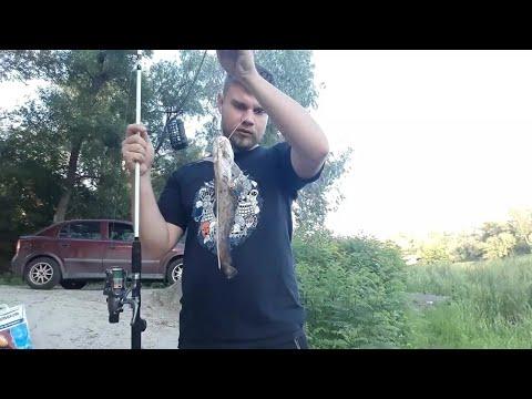 Рыбалка в июне..На рыбалке с братом..Ловля мирной рыбы.Сомы атакуют.Открыл купальный сезон 2019