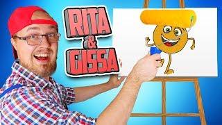 RITA & GISSA MED KIM OCH FIGGEHN! - #3
