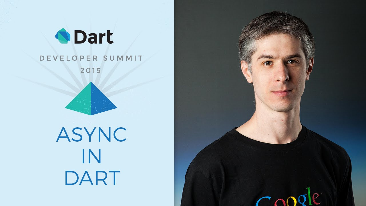 Async in Dart  (Dart Developer Summit 2015)