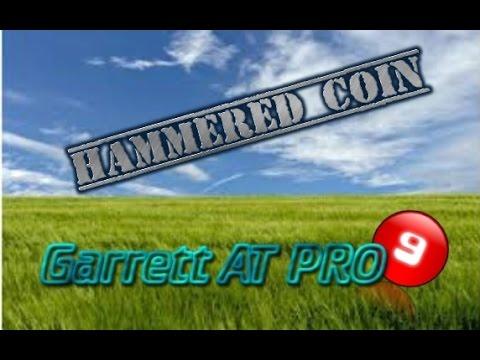 Hammered Coin, Garrett AT PRO, Denmark (9)