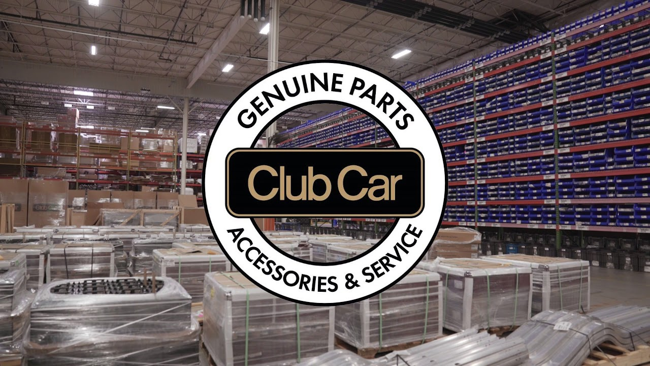 Club Car Parts and Accessories - YouTube