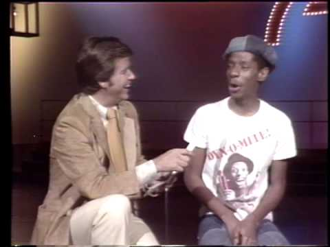 American Bandstand 1974- Interview Jimmie Walker