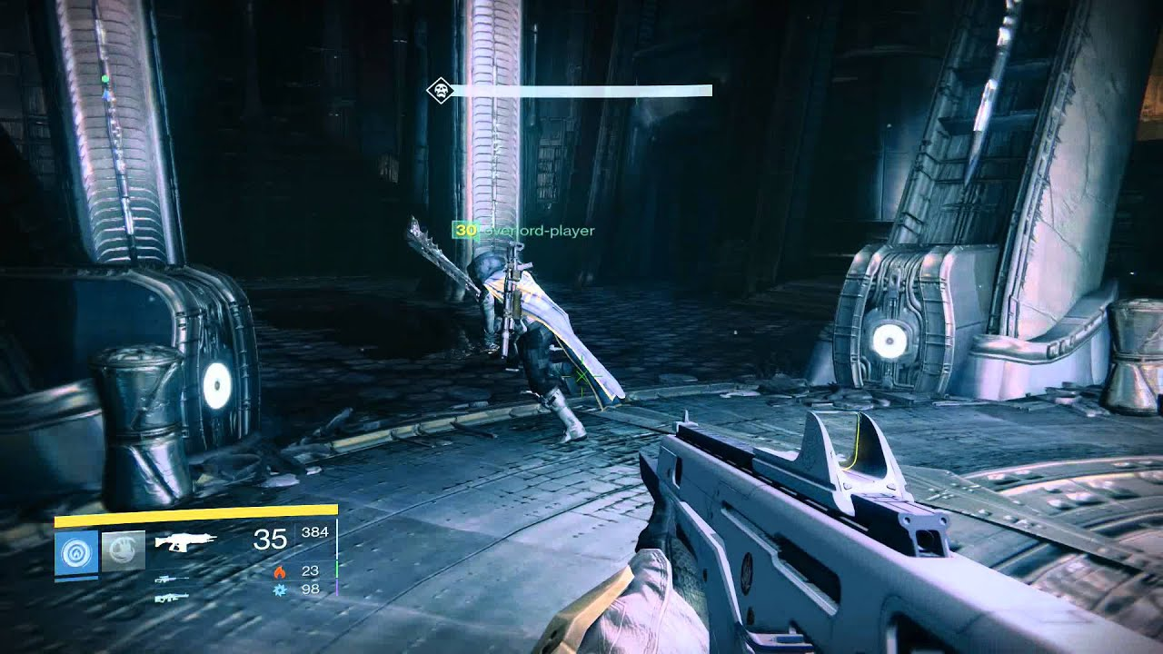 Destiny ps4 monte carlo coop part 501 the sword of crota moon