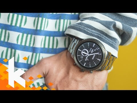 Schönste (& beste) Smartwatch: Fossil Q Explorist Review!