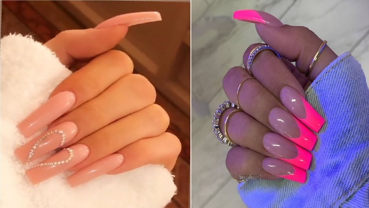 Cool Acrylic Nail Designs to Show Your Sparkle | The Best ...