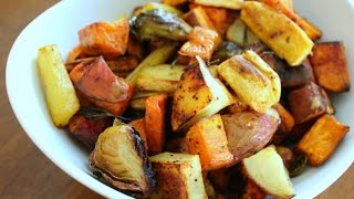 Stay Fit Sunday | Roasted Vegetables