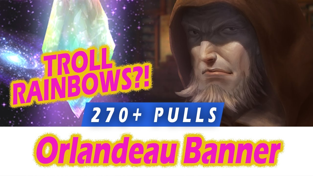 FFBE] 270+ Pulls for Orlandeau and others - FFT Banner - Ziss
