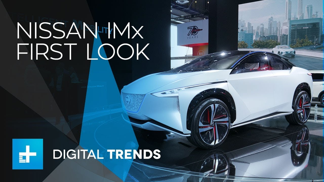 Nissan Imx Concept First Look At Ces 2018 Youtube