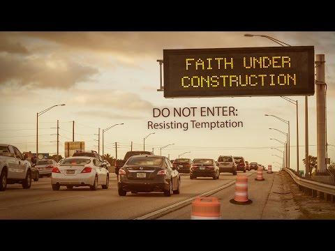 Do Not Enter: Resisting Temptation