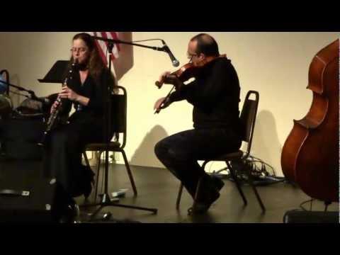 Hüsnü Tuzsuz performs at the San Francisco International Roma Day