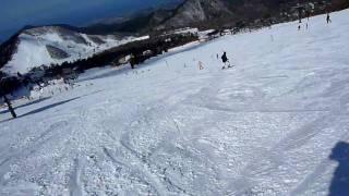 大山上の原スキー場 2