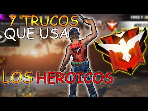 7 TRUCOS Y CONSEJOS que USAN los HEROICOS en la NUEVA ACTUALIZACION de FREE FIRE #2 | Kurko
