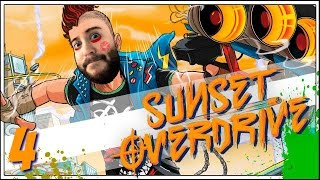 Nuevos poderes - SUNSET OVERDRIVE - Ep 4