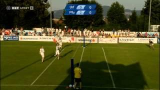 Faustball Europacup 2015 Linz
