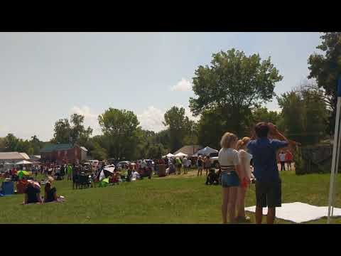 Eclipse reaction in Kimmswick, MO