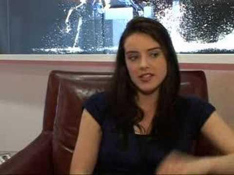 Michelle Ryan on Bionic Woman