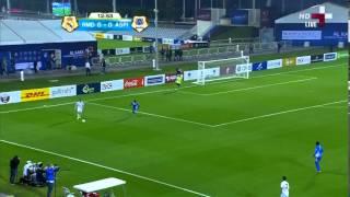 Real Madrid U16 vs Aspire International (Senegal) U16's - pre-game and 1st Half