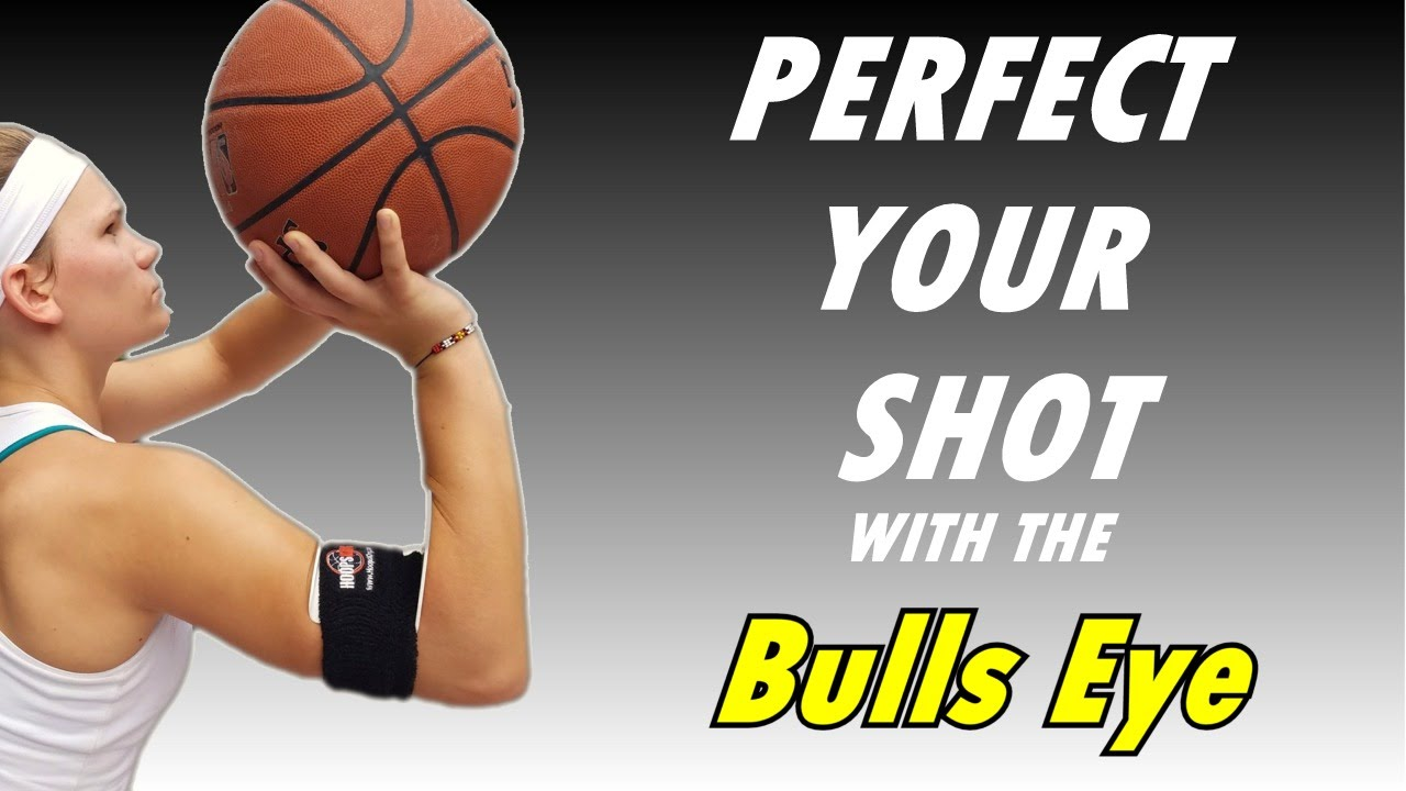 Develop Perfect Basketball Shooting Form with the Bulls Eye ...