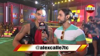 Calle 7 Panamá - Entrevista Leon Dual